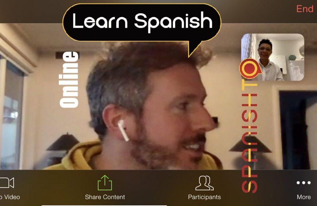 Online Spanish Class