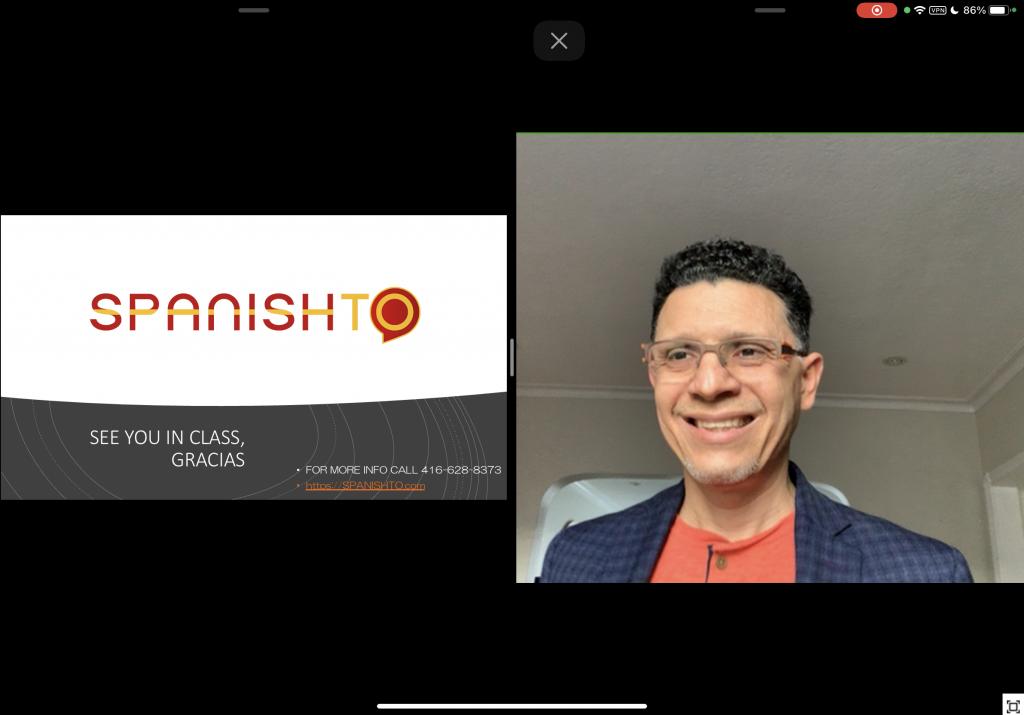 spanish online in toronto